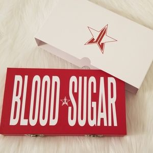Jeffree Star Makeup - ❤ NEW Jeffree Star Blood Sugar Palette ❤